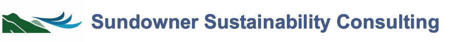 Sundowner Sustainability Consulting